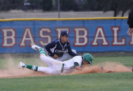 Justin Lackey dives into second