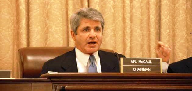 Congressman McCaul calls President Obama's handling of the Iraqi Crisis handwringing