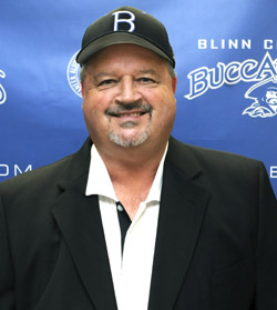 New Blinn Football Coach: Keith Thomas