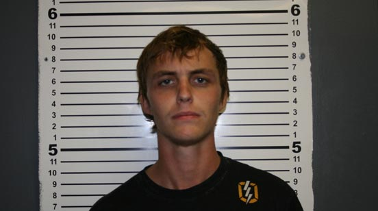 Adam David Nyman is now charged with auto theft.
