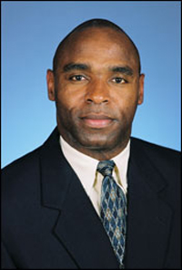 New Longhorn Head Football Coach Charlie Strong