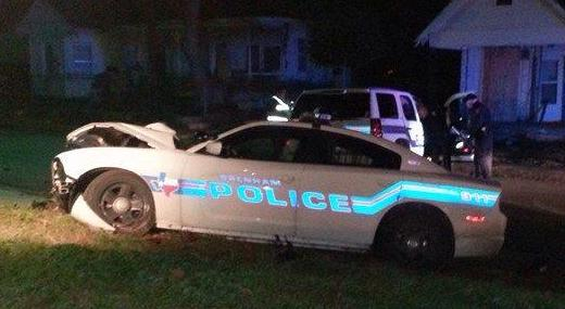 police-cruiser