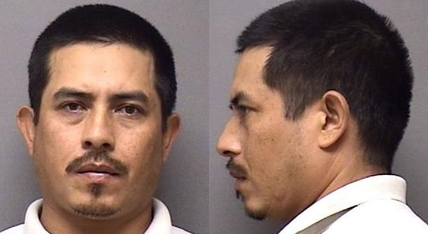 Jose Guadalupe Morales was arrest for the theft of copper tubing.