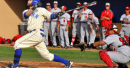 Blinn College Baseball vs. Wharton County Junior College, 2/22/14