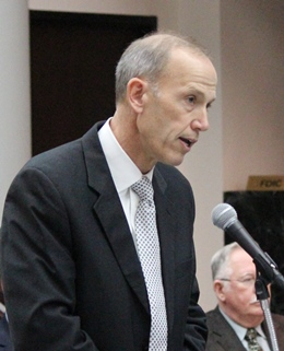 Judge Matthew Reue