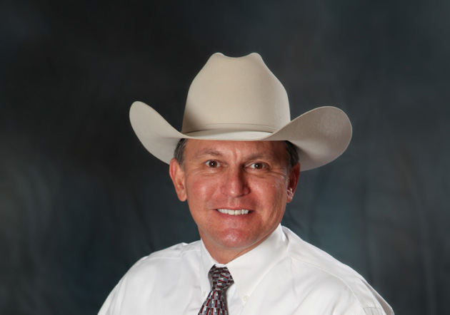 Sheriff Otto Hanak will need to take a hard look at some U.S. Government surplus.
