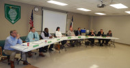 The Brenham School Board voted 4 to 3 to hire a new principal at the junior high school.