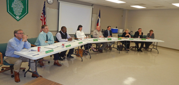 Brenham school board
