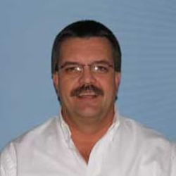 Brenham Fire Chief Ricky Boeker