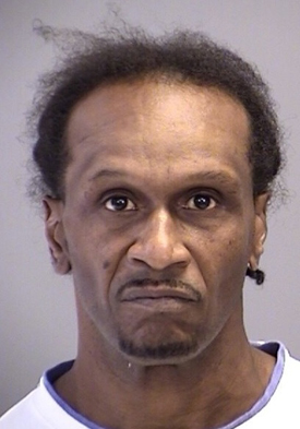 Milton Crawford Brazos County mug shot