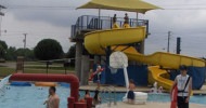 The 13th summer swimming season at the Blue Bell Aquatic Center opens Saturday.