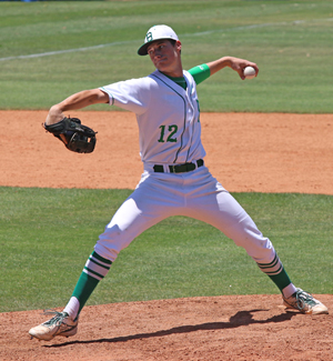 Sophomore Broc Bosse was overpowering for the Cubs.