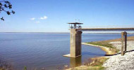 Lake Somerville feature