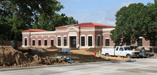 The new $14 million Alton Elementary School is just about ready for classes.