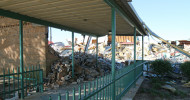 Middle school demolition story