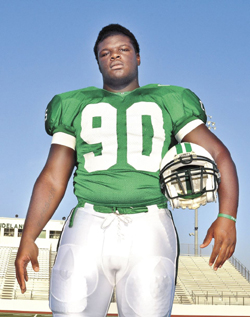 Malcom Brown Brenham Cubs 2011