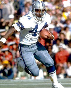 Robert Newhouse was a long-time Cowboy fan favorite.