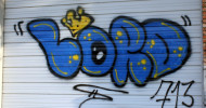 lord 713 grafitti