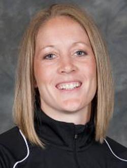 Coach Erin Mellinger