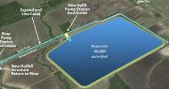 LCRA reservoir feature