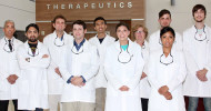 Therapeutics Manufacturing Students feature