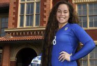 2014 BUC VB JORDYN KEAMO FEATURE