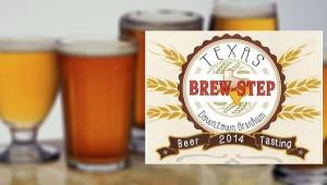Texas Brew-Step feature