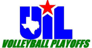 UIL VOLLEYBALL LOGO
