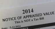 tax appraisals