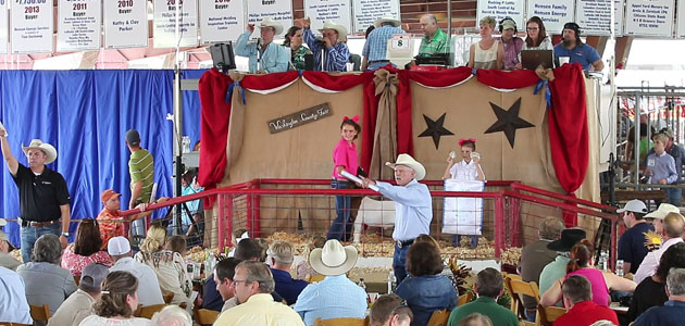 Records Set At Junior Livestock Auction Kwhi Com