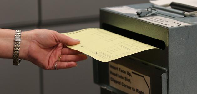 Vote voting feature