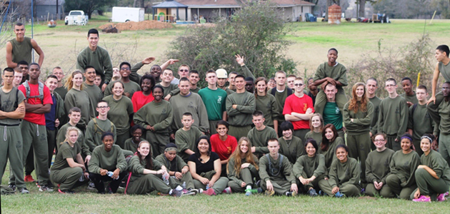 the high school program of junior reserve officer training corps Junior rotc gage park high school to motivate young people to be better  citizens the jrotc program has it became a citizenship program devoted to.