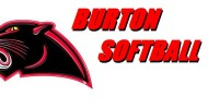 BURTON SOFTBALL LOGO
