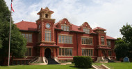 Blinn College Old Main feature new