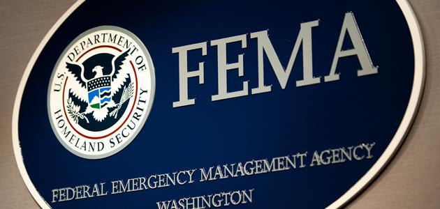 FEMA logo feature
