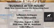 August BAH - Leftovers Antiques3 2015