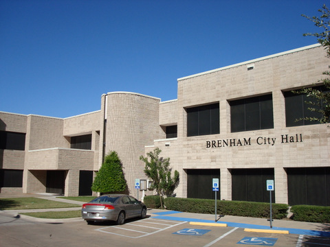 BRENHAM CITY HALL