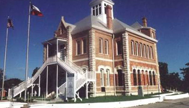 GRIMES CO COURTHOUSE