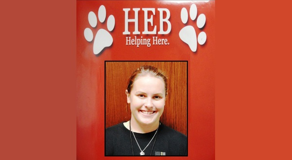 2015 HEB Macie Becker feature