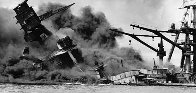 Pearl Harbor feature