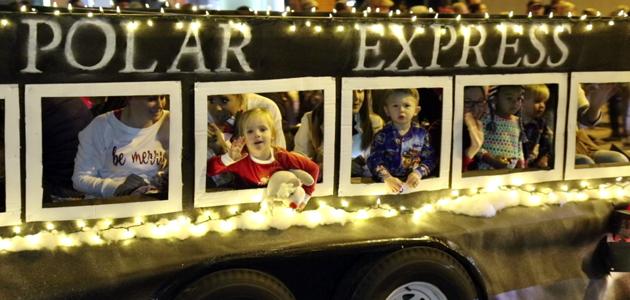 Christmas Parade feature
