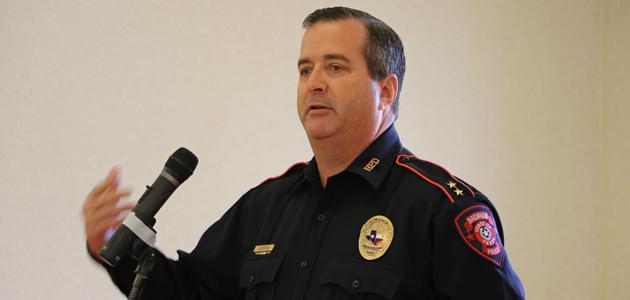 Law Enforcement Forum feature