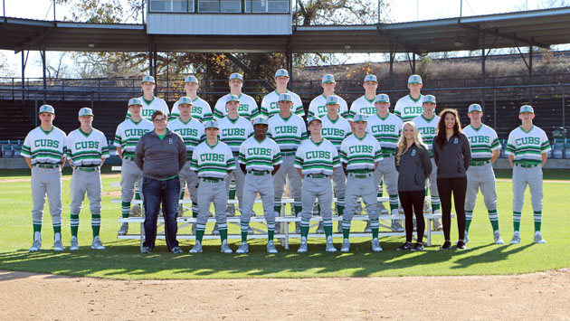 2016 Cub Baseball team
