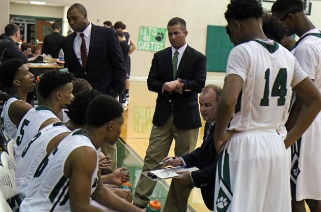 Basketball coach king