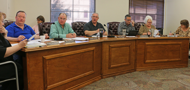 County Commissioners feature