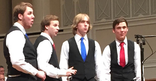 Choir 1FEATURE