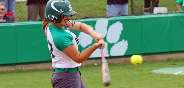 Cubette softball feature Kathyrn Marshall
