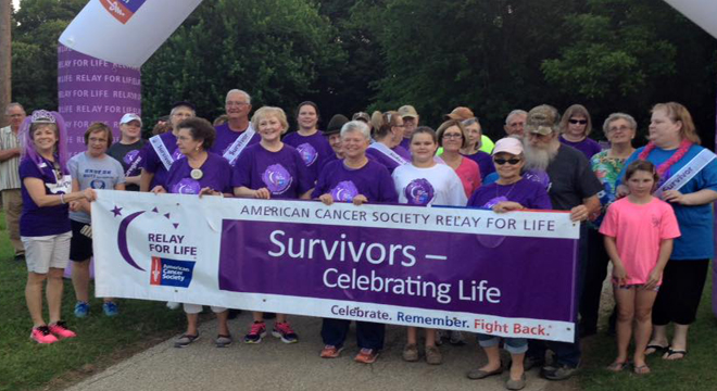 BURLESON CO RELAY FOR LIFE