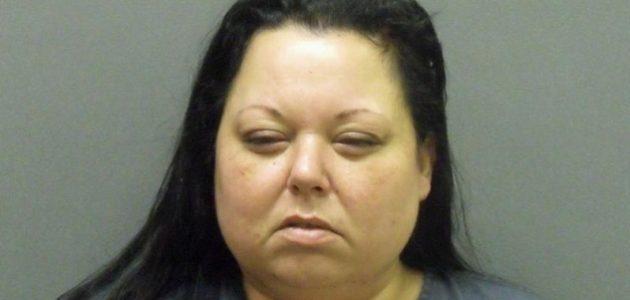 Charlotte Ann Horelica (Milam Co. Jail)