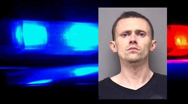 Justin Michael Krueger (Washington Co. Jail)